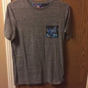 Used pocket T-shirt